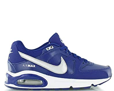 cheaper 692f0 c25cf Nike Air Max Command LTR GS, Chaussures de Running Entrainement garçon,  Multicolore-Azul