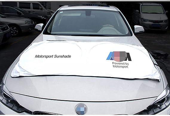 mantiene il veicolo fresco e privo di danni Agroupdream blocca i raggi UV facile da usare parasole universale per auto