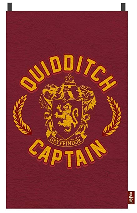 Harry Potter – Toalla Infantil – Quidditch Gryffindor Captain