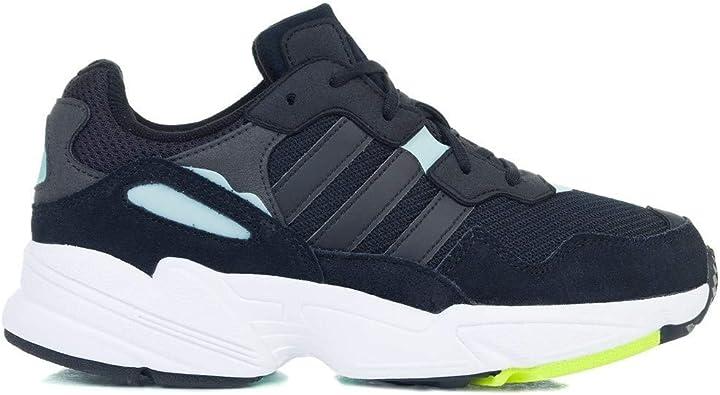 Mantenimiento apelación delicadeza  adidas Niño Yung-96 Zapatillas Negro, 36: Amazon.es: Zapatos y complementos