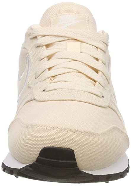 Amazon.com | Nike Womens Md Runner 2 Se Low-Top Sneakers | Fashion Sneakers
