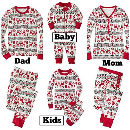 Christmas Family Pajamas PJS Boys Pants Cotton Men Shorts White Footed For Baby Flannel Puppy Fleece Blue 3t Character Ugly Cute Fox Knit Silk Set