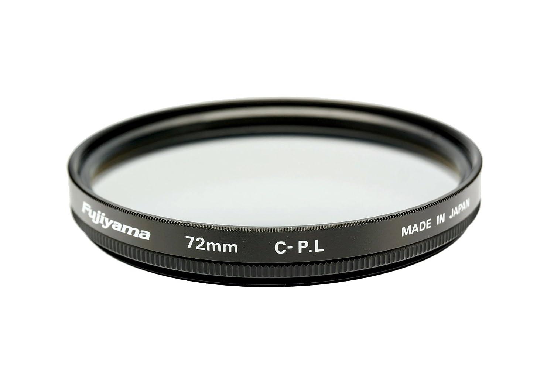 Fujiyama 72 mm円偏光フィルタfor Fujifilm XF 10 – 24 mm f4 R OIS日本製   B07DCD1T8V