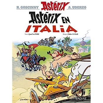 ASTERIX EN ITALIA- CASTELLANO