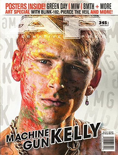 top 5 best machine gun kelly magazine,sale 2017,Top 5 Best machine gun kelly magazine for sale 2017,
