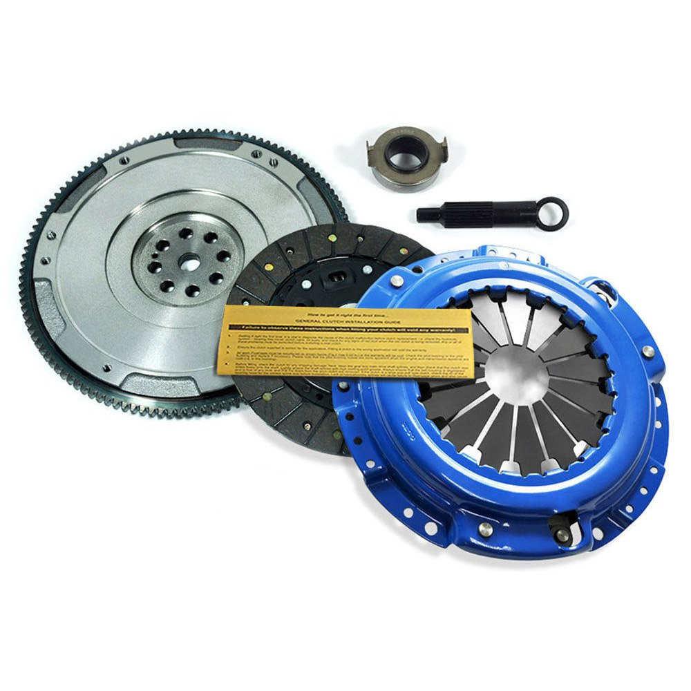EFT STAGE 1 CLUTCH KIT+HD FLYWHEEL ACURA CL / HONDA ACCORD PRELUDE 2.2L 2.3L 4CYL EFORTISSIMO