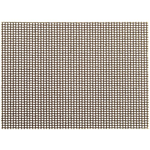 (3M Grey Metal Polishing Screen Refills for Cool Griddle Cleaning System - 4L x 5 1/2