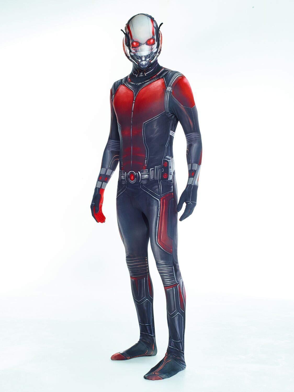 Morphsuit Carnaval de Halloween Ant-Man superhéroe Cómics Películas Adultas - Extra Extra Large