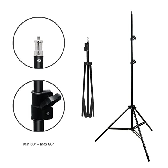 Amazon Com Julius Studio 2 Sets Of 216 Led Light Kit Dimmable