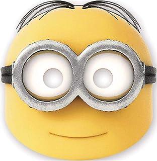 Color Amarillo Rubies Spain Mistu01 Gru 2 Mi Villano Favorito Mascara Stuart Minions Talla Unica Rubies Gorros Máscaras Y Accesorios Para Fiestas Juguetes Y Juegos