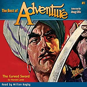 The Best of Adventure #1 Audiobook