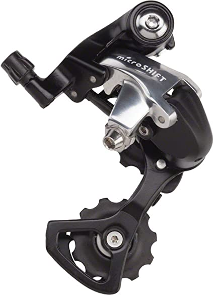 MicroShift R9 Short Cage 9 speed Rear Derailleur