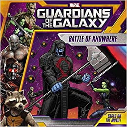 Book [(Marvel's Guardians of the Galaxy: Battle of Knowhere)] [By (author) Adam Davis] published on (July, 2014)