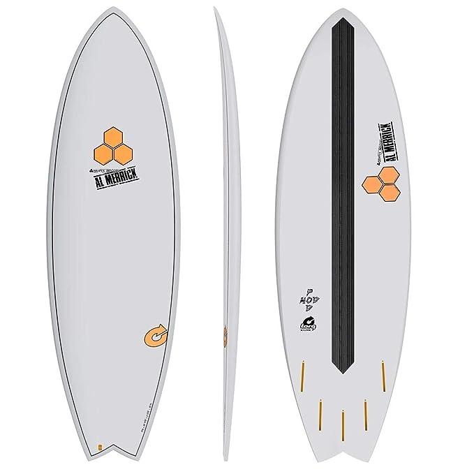 Tabla de surf Channel Islands X-Lite Pod MOD 6.2 GRIS AL MERRICK Fish Eps EPOXY: Amazon.es: Deportes y aire libre