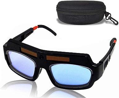 Solar Auto Darkening Welding Welder Safety Goggles Glasses Welding Helmet