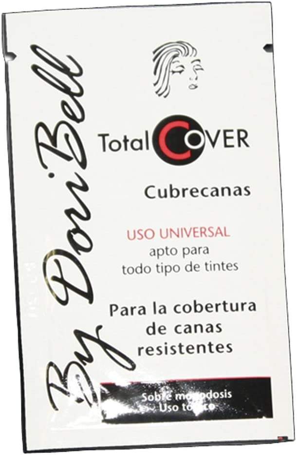 Cubrecanas Universal Total Cover Sobre 6 ml.: Amazon.es: Belleza