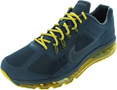 Nike Air MAX 2013 EXT - Zapatillas, Color Azul y Amarillo: Amazon ...
