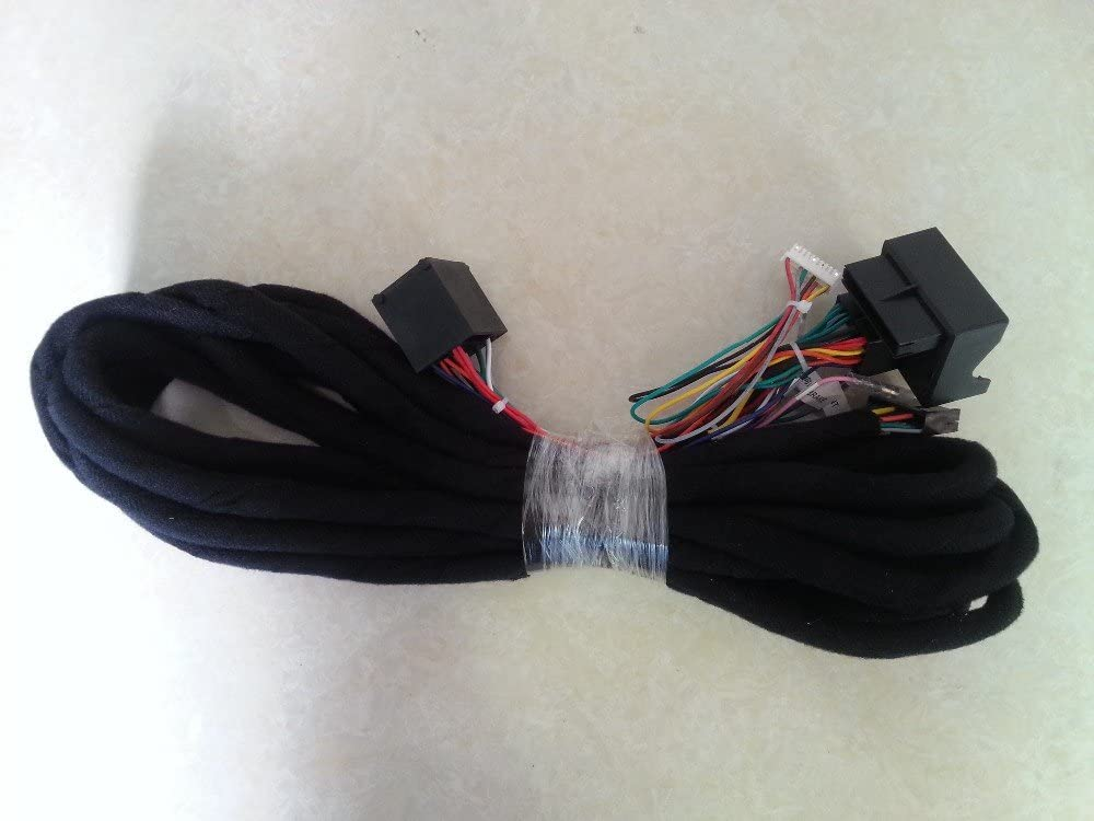 bmw x5 wiring harness amazon com for bmw radio wiring harness 6m extension power cable  for bmw radio wiring harness 6m