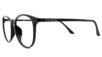 NOWAVE Occhiali neutri per PC, Tablet, TV e Gaming   Eliminano stanchezza e  irritazione 7378afa9fd