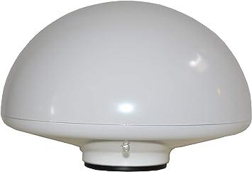TERTEK® Internet MIMO/DAB+/TV Omnidirectional Antena con 24 ...