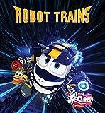 Robot Train Transformer Robot Soft Toys 4-Piece Set (Kay + Alf + Sally + Duck) Water Play Toy / Train Toy, Kids, Child, Korean Animation