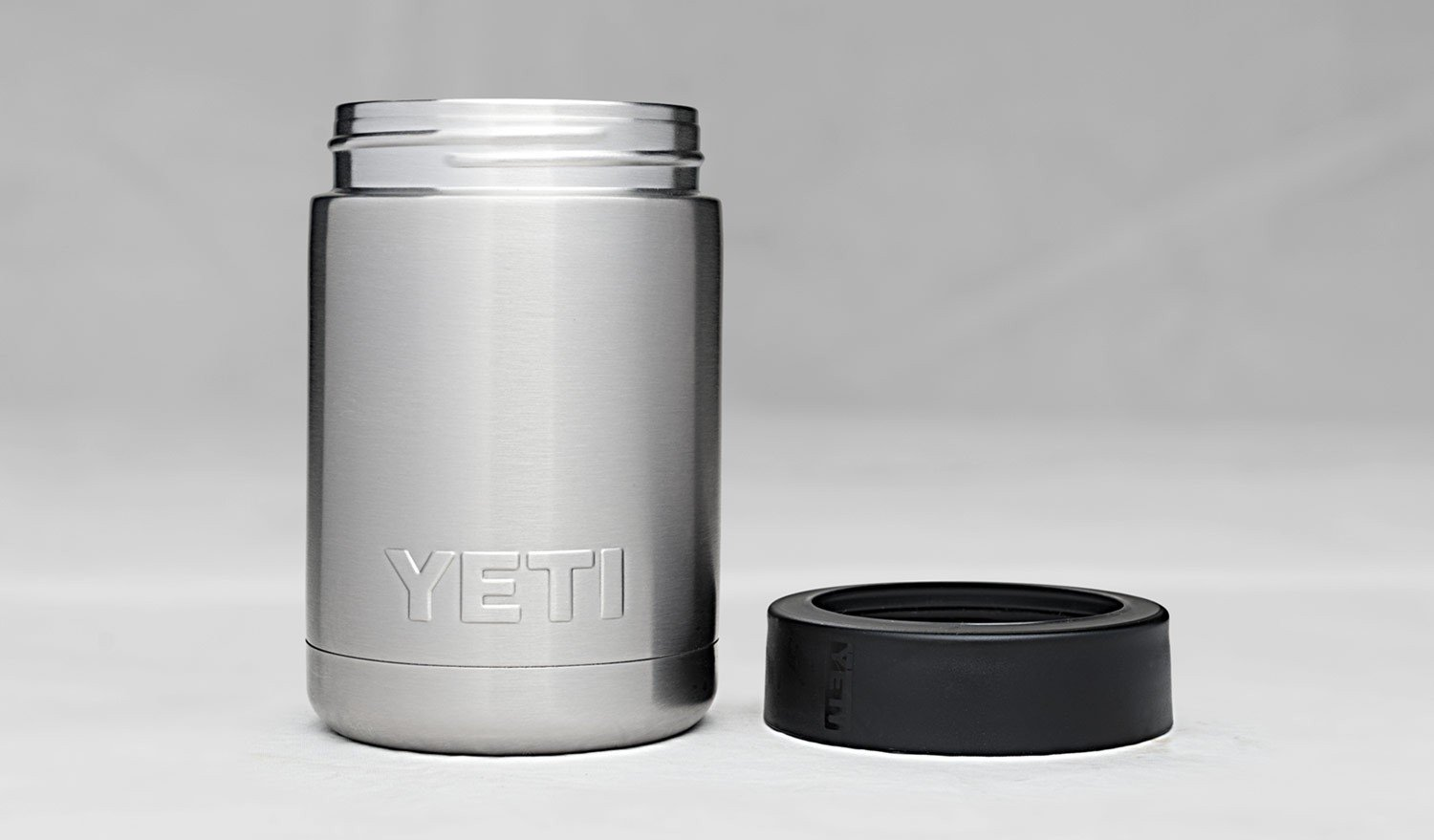 YETI Rambler Colster Can and Bottle Holder Silver One Size by YETI (Image #4)