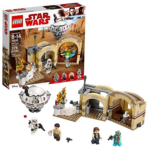 LEGO Star Wars Mos Eisley Cantina 75205 Building Kit (376 Piece), Multi