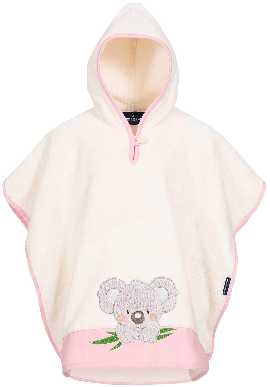 Morgenstern Accappatoio a poncho Koala per bambini