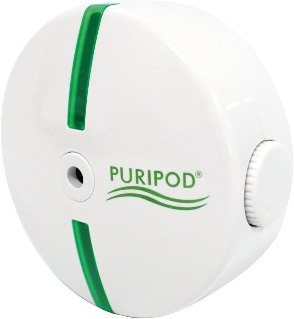PURIPOD PURIFICADOR DE AIRE IÓNICO PURIPOD® VVAVACIND0254: Amazon ...