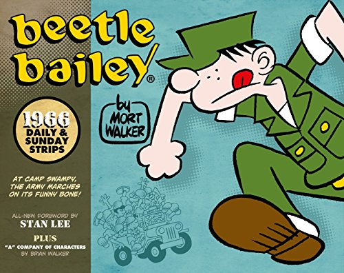 Beetle Bailey: Daily & Sunday Strips, 1966