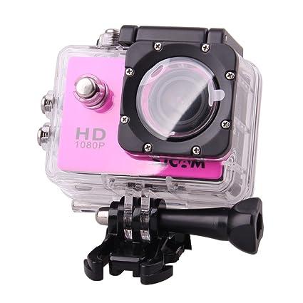 SJCAM SJ4000 - Cámara de vídeo, HD 1080P, Resistente al Agua ...