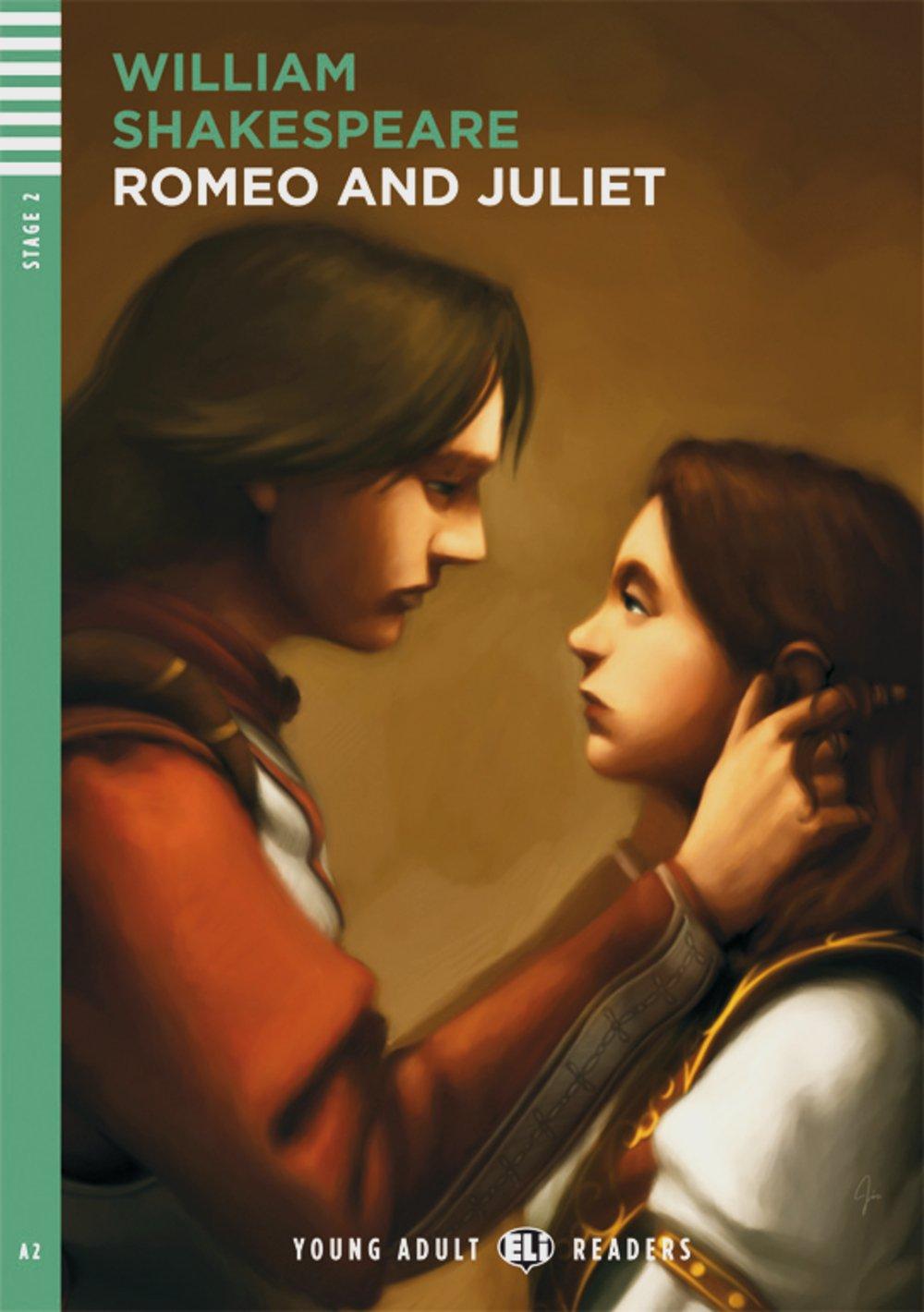 Romeo and Juliet: Englische Lektüre für das 3. Lernjahr. Buch + Audio-CD (Young Adult ELI Readers)