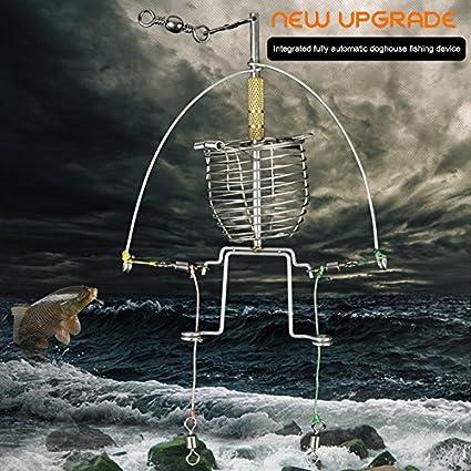 Amazon.com: tyfocus multifunción automático artes de pesca ...