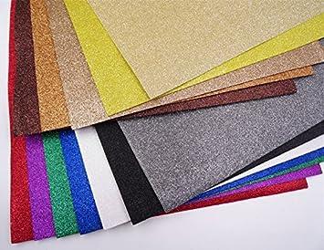 654bfcf2575 Coleman-Pack 12 goma eva con purpurina color surtido