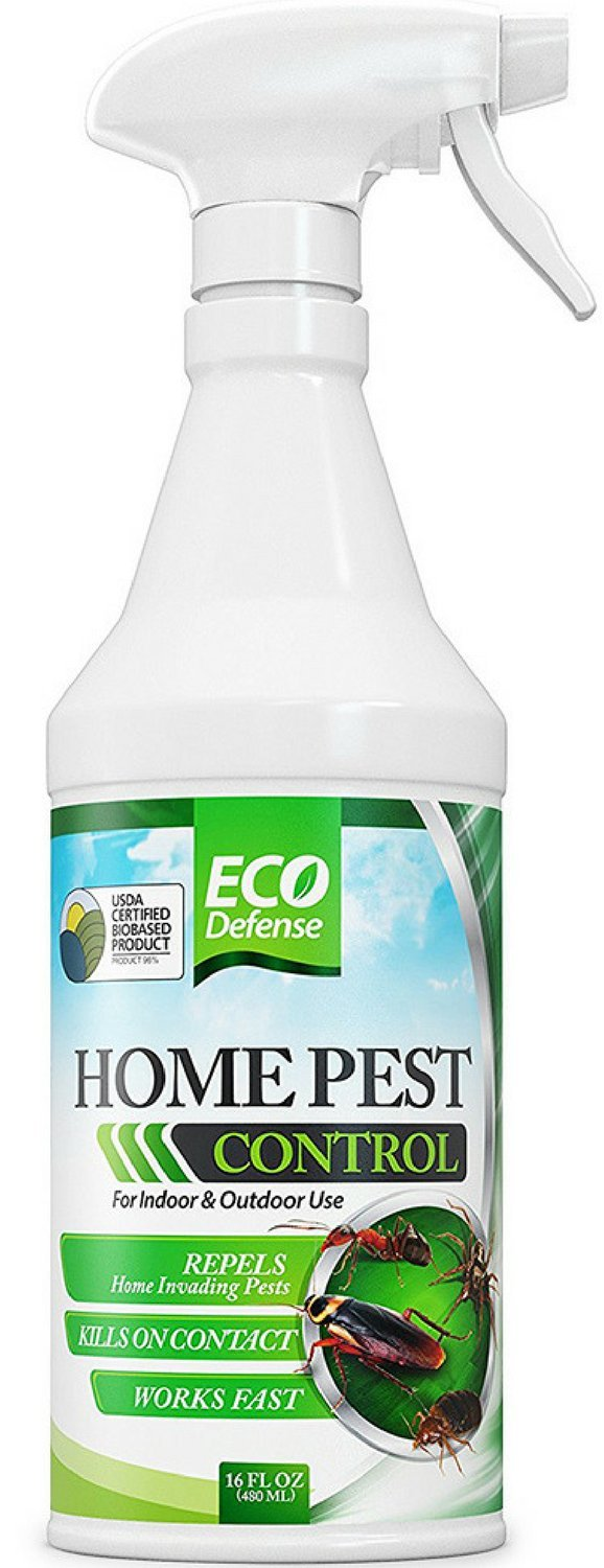 Eco Defense Organic Home Pest Control Spray Review