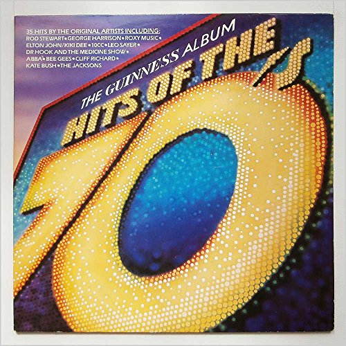 The Guinness Album Hits Of The 70's [LP]