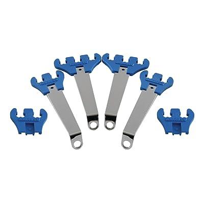 Moroso 72150 Universal Spark Plug Wire Loom Kit: Automotive