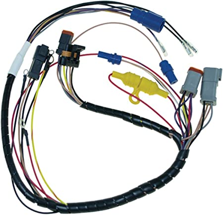 WSM Johnson Evinrude 2-300 Hp Double Booted Spark Plug Wire 368-100-06