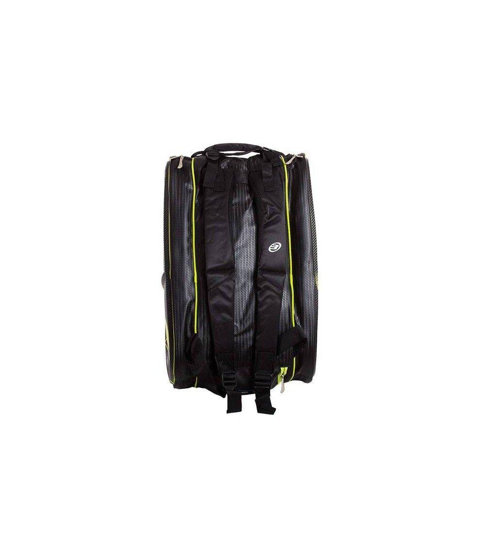 ba86a67f BULLPADEL PROLINE BLACK LIME MAXI SANCHEZ PADEL BAG: Amazon.co.uk: Sports &  Outdoors