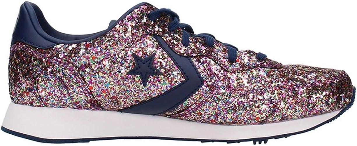 Converse – ZZZ, Damen Sneaker, Bunt, 39: : Sport
