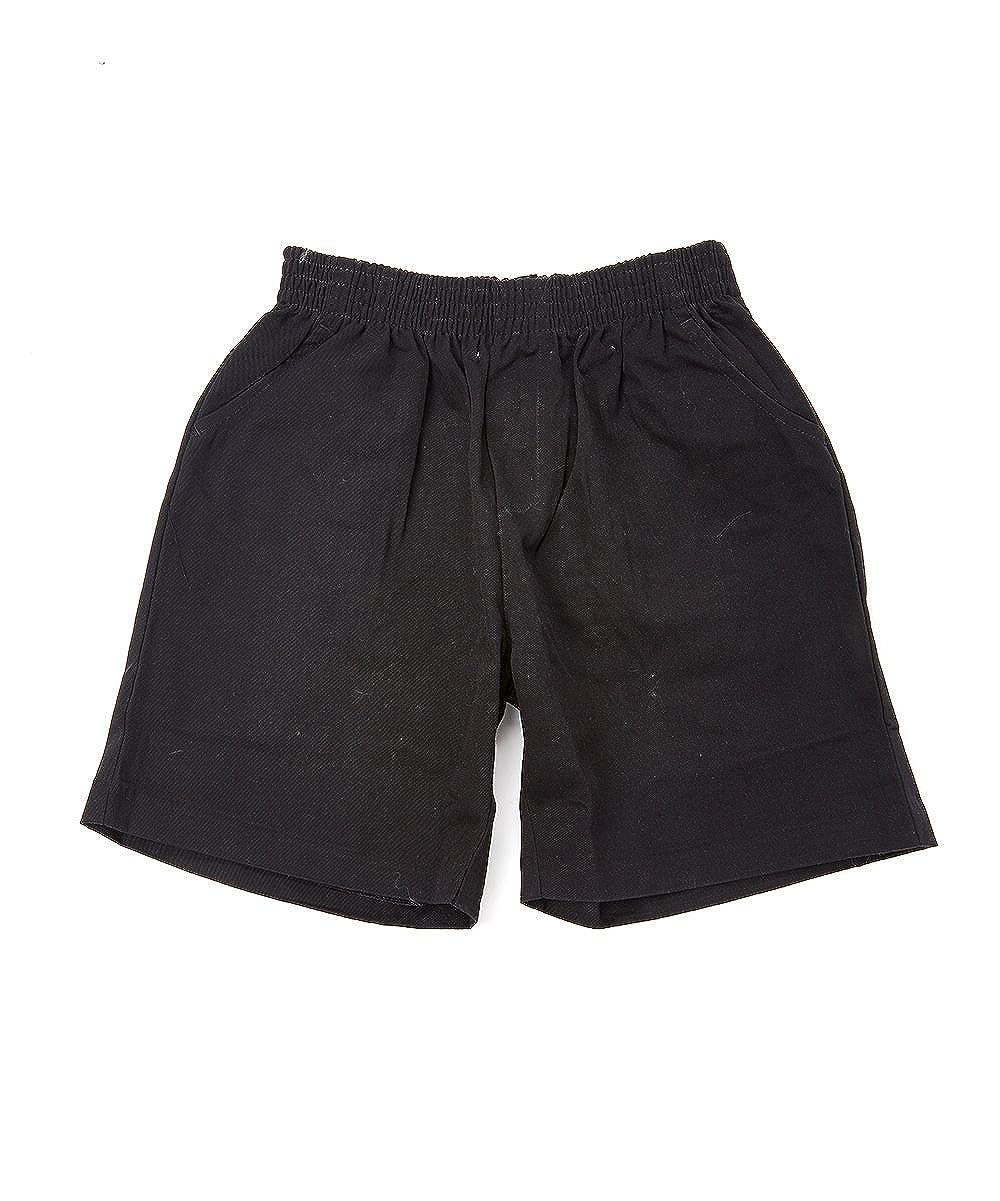 unik Boys All Elastic Waist Pull on Shorts Extra Husky SBU32HP