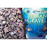 Pettex Roman Gravel Aquarium Gravel (8kg) (Sunstone)