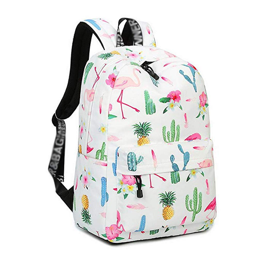 TLMY Trend Campus Student Travel Bag Waterproof Wild Backpack Backpack