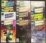 GREEN HORNET 1990 FULL RUN #'s 3-14 LOT OF 12 ISSUES