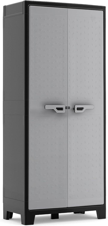 SIK KIS Armario Gabinete Titan Multispace XL Gris