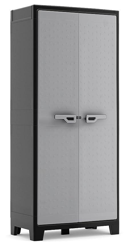 KIS Armadio portascope grigio da esterno impermeabile Titan ...