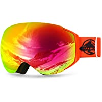 Yakaon Y Series UV Protection Anti-fog Ski Goggles