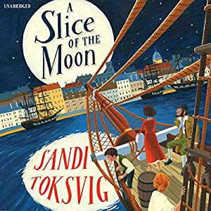 A Slice of the Moon Audiobook