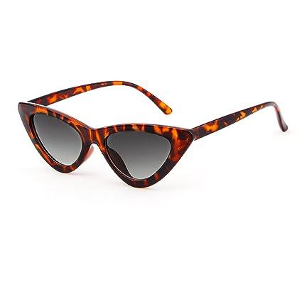 86ae2d7b0d Clout Goggles Vintage Cat Eye Sunglasses Mod Style Retro Kurt Cobain Glasses   Amazon.ca  Luggage   Bags