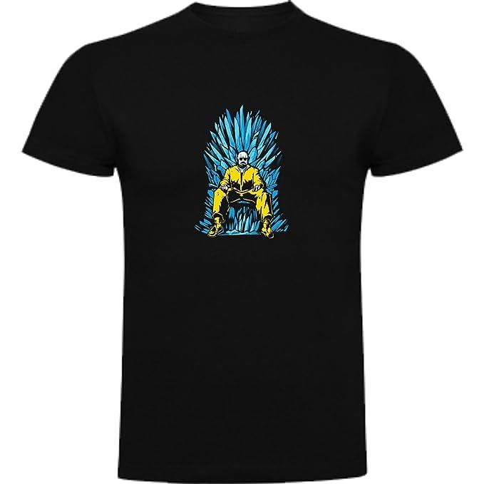Camiseta de NIÑAS Breaking Bad Heisenberg Jesse Walter White Juego de Tronos 3-4 Años